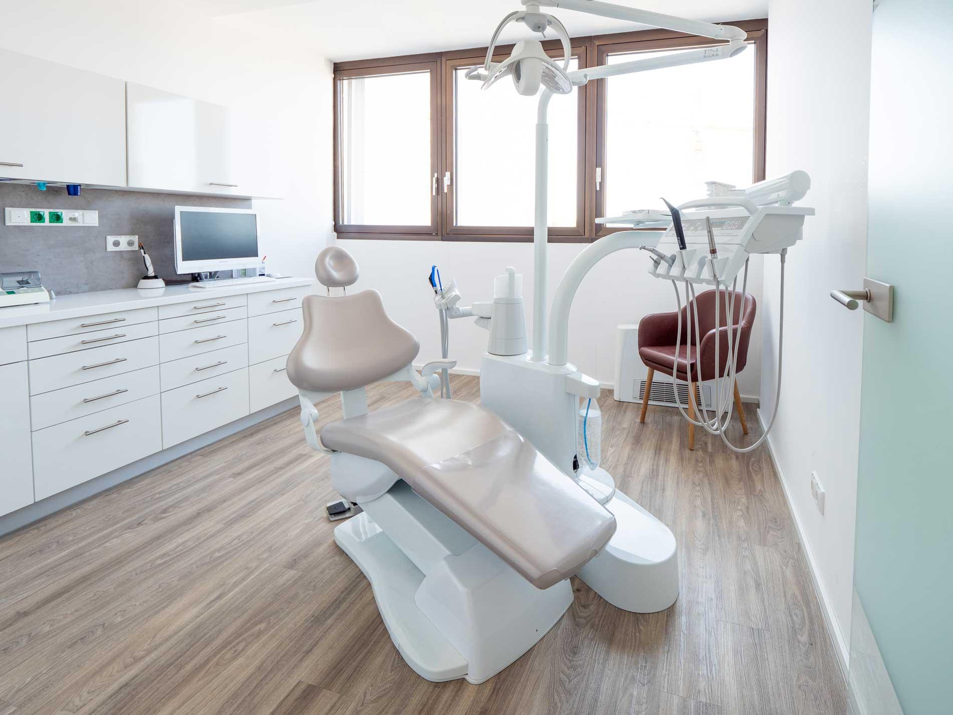 Zahnärzte am Schlössle Behandlungszimmer